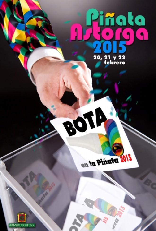 cartel piñata 2015