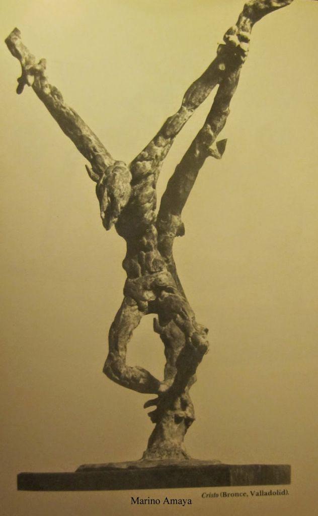 Marino Amaya, Cristo, picassa