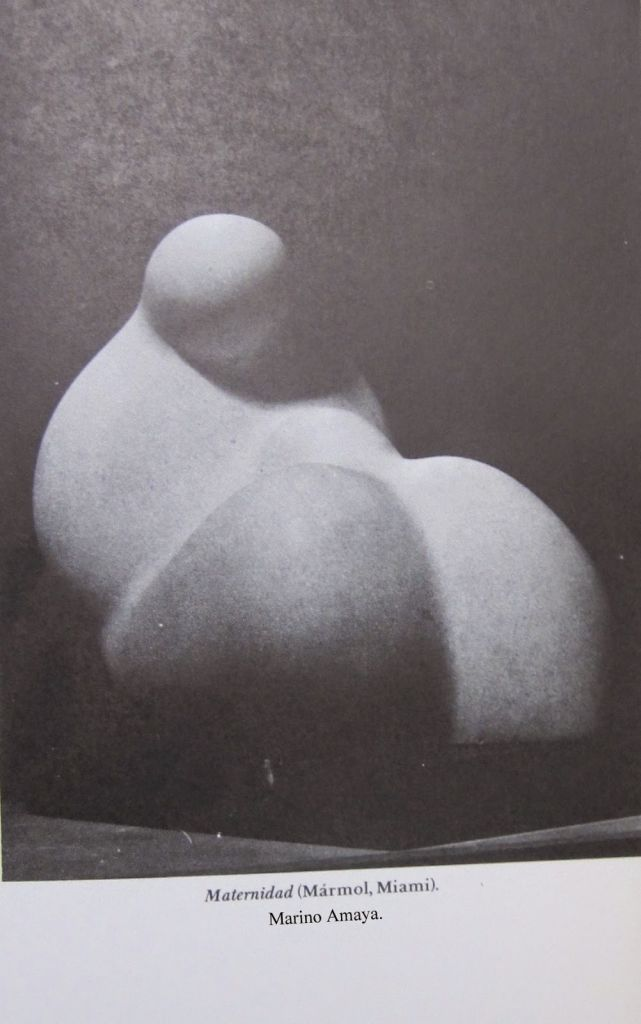 Marino Amaya matermnidad moderna, picassa