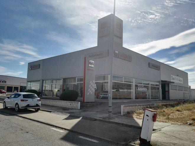 Astorauto pertenece a la red oficial Seat y cuenta con talleres en Astorga y Ponferrada