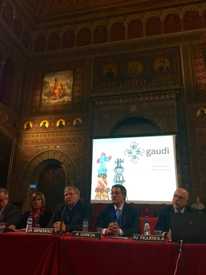 2nd gaudí World Congress 2016