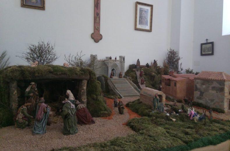 Fotos De Belenes Pequenos.Un Paseo Por Los Belenes Astorganos Astorga Digital