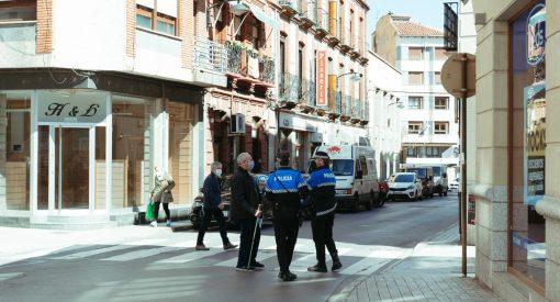 Imagen post Policía Local de Astorga